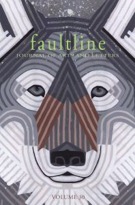 Places I-V: Poetry at Faultline Journal